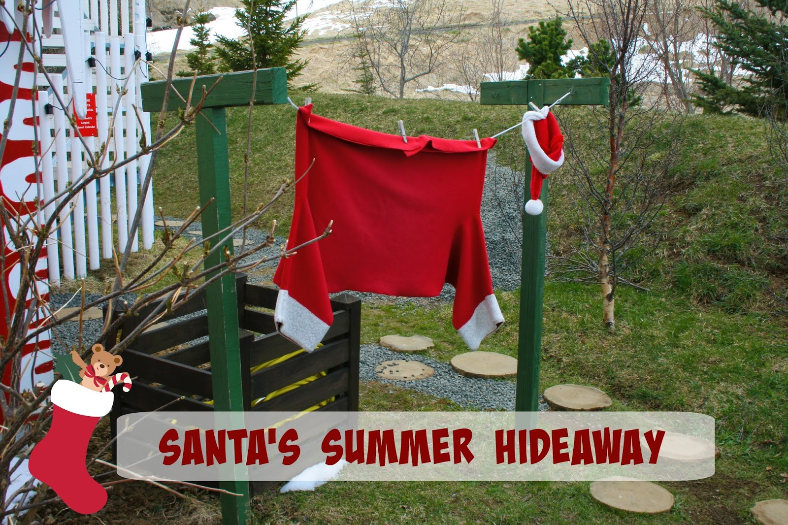 Santas_summer_home
