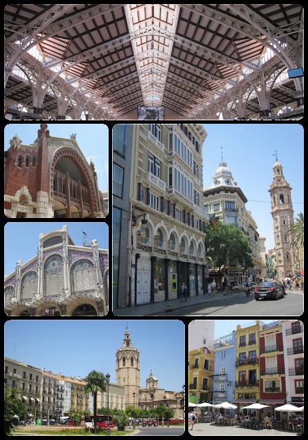 Blogger Traveller Valencia: Edificios Singulares