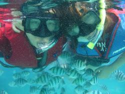 Me and Him@ Pulau Redang
