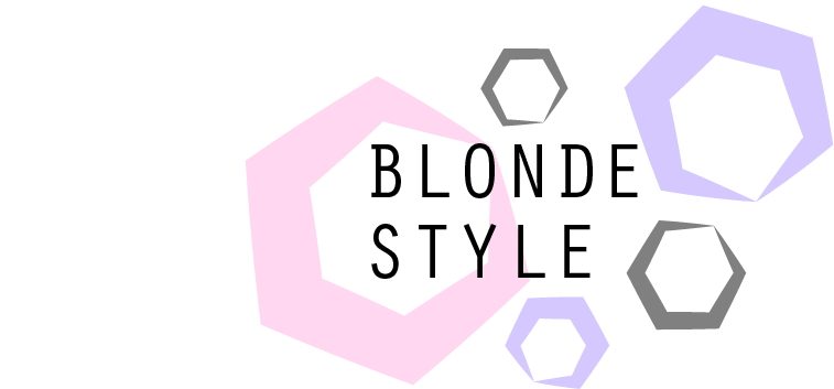 BLONDES ALWAYS HAVE STYLE!