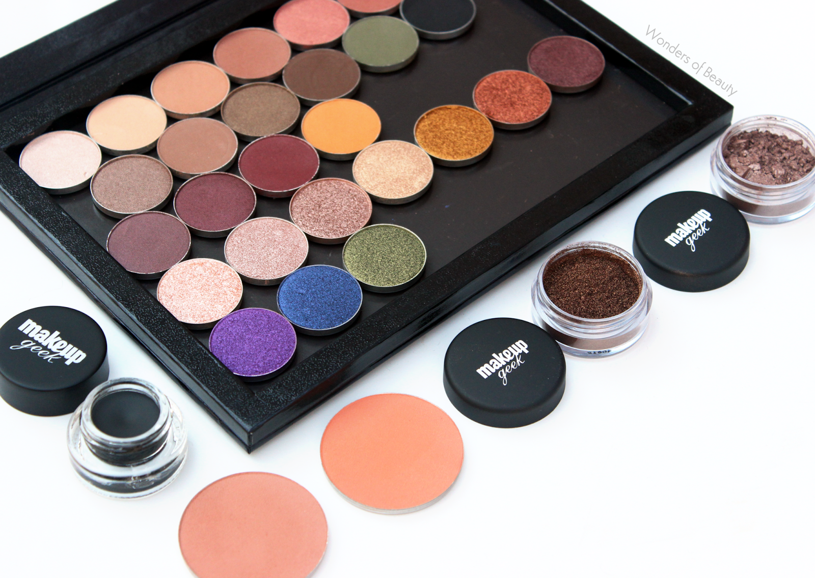 What's New | Makeup Geek Products