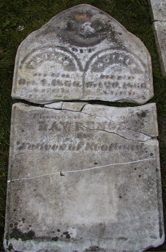 Upfront With Ngs How To Read The Unreadable Gravestone Headstone