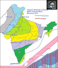 Monsoon Estimate &Progress