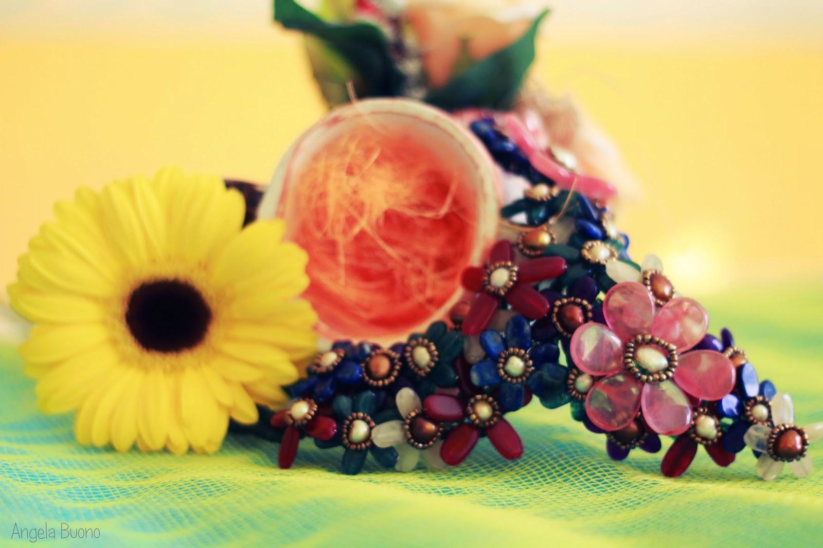 Collana pietre Ottaviani bijoux