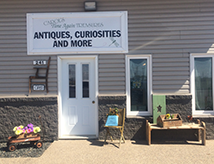 Carol's Time Again Treasures, Rivers, Manitoba