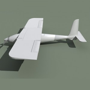 Pesawat Tanpa Awak Lockheed Martin Desert Hawk