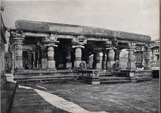 Belur Temple Outside