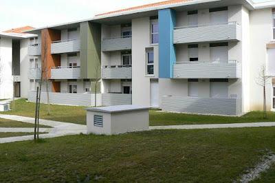 location sur BORDEAUX CAUDERAN (33320)