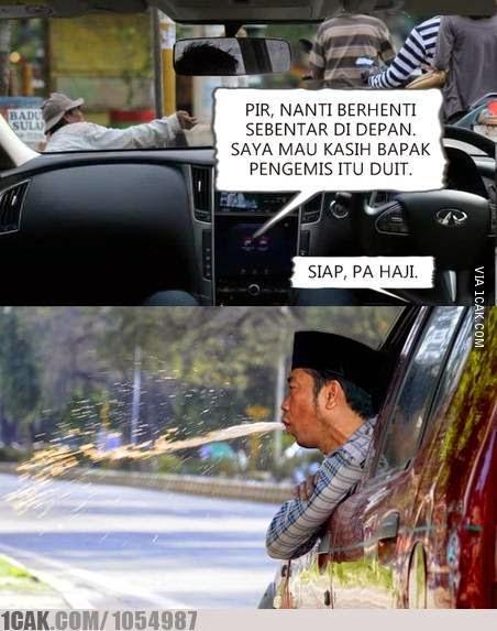 meme haji lulung