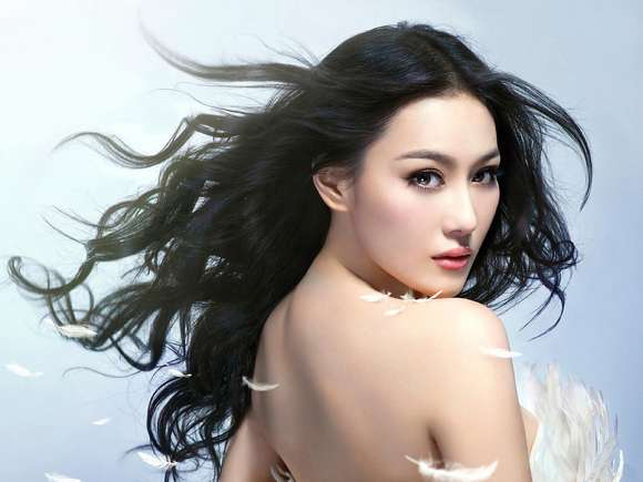 Girls Beauty Zhang Xinyu Wallpapers