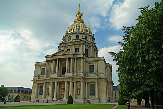 Dôme des Invalides poze frumoase  Paris images