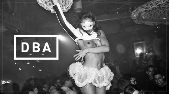 """""""DBA Nightclub Fridays - West Hollywood"""""""