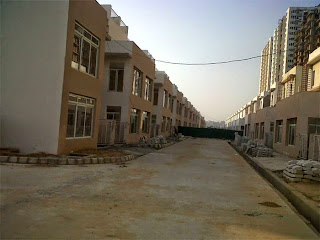 Czar Villas :: Construction Status on  March 2014