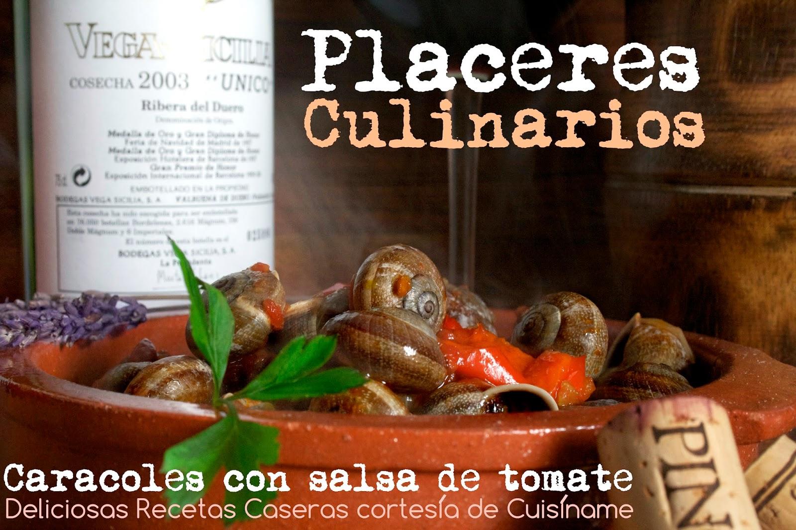 caracoles, receta caracoles, caracoles en salsa, salsa de tomate, sofrito, carne, recetas caseras, recetas originales, recetas de cocina, yummy recipes