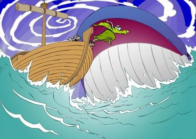 Doa Nabi Yunus A.S Ketika DIdalam Perut Ikan Paus Lengkap Dengan ...