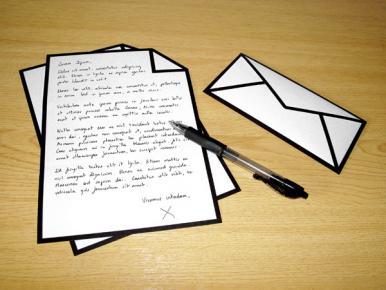 Tenidiomas escribir carta formal - Casa asia empleo ...