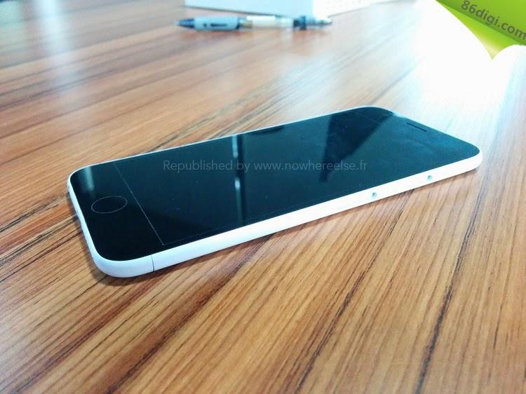 iPhone 6 模型流出