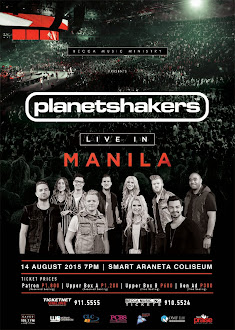 Planetshakers Live in Manila
