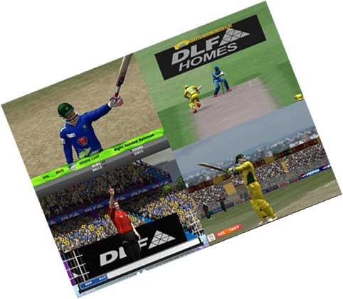 ea cricket 2007 graphics mod