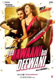 Download YEH JAWAANI HAI DEEWANI Movie DVD Print