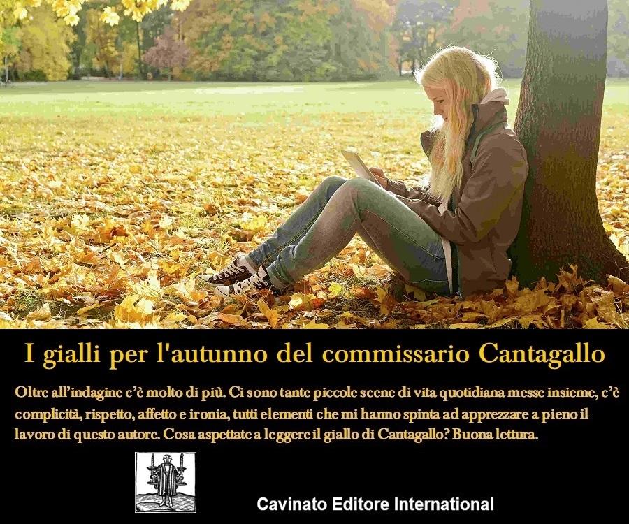 I gialli del commissario Cantagallo