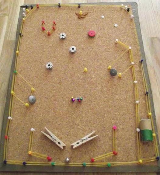 Pinball casero