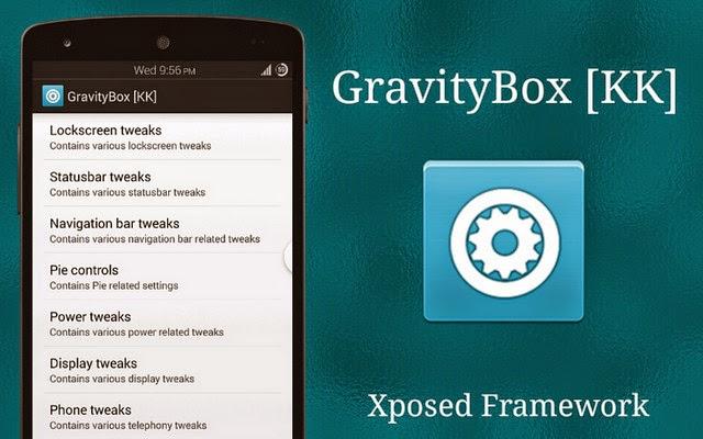 GravityBox [KK] 3.4.8 Unlocked