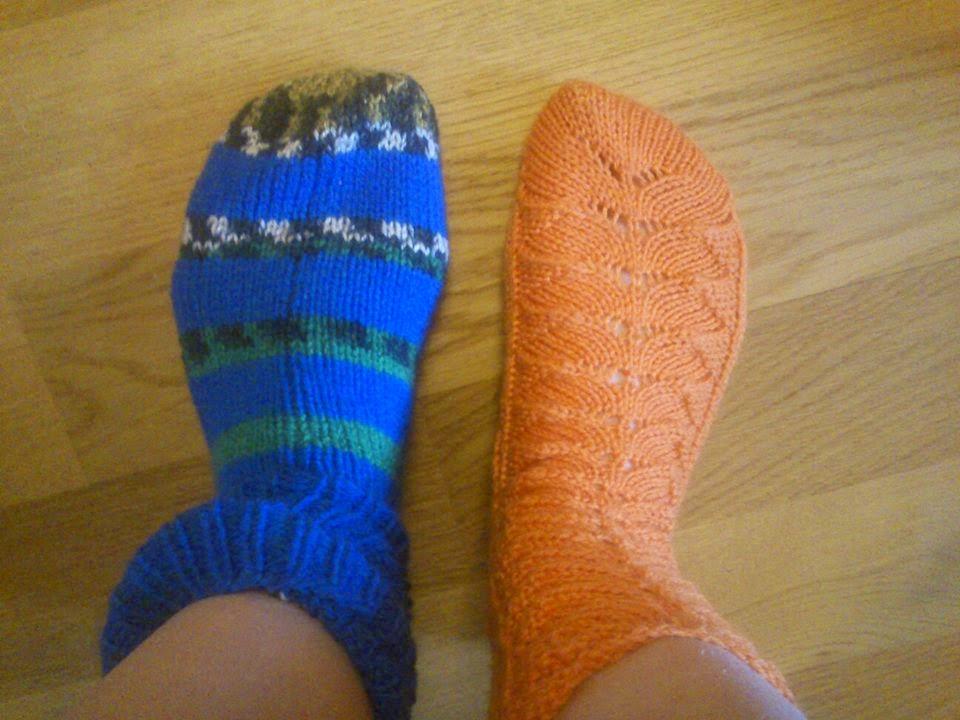 Rocka sockorna, vi gillar olika, vi är lika mycket värda.