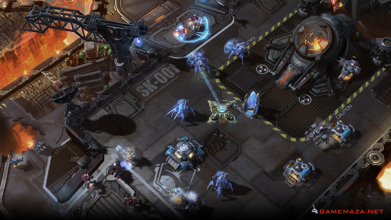 starcraft ii legacy of the void free download game maza