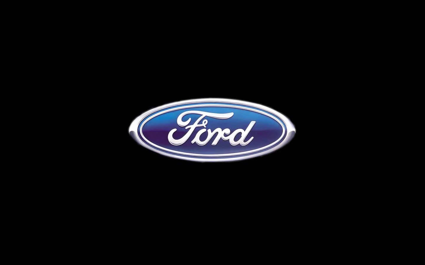 Ford Car Company Logo HD Wallpaper