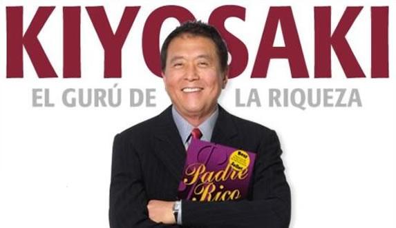 Robert Kiyosaki en Quiebra. Se acabó la Mentira?