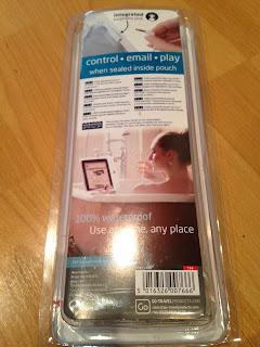 waterproof iPad cover