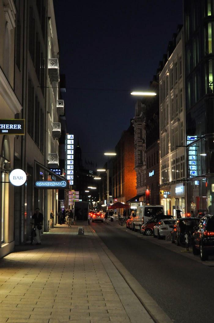 Hamburg Alsterhaus