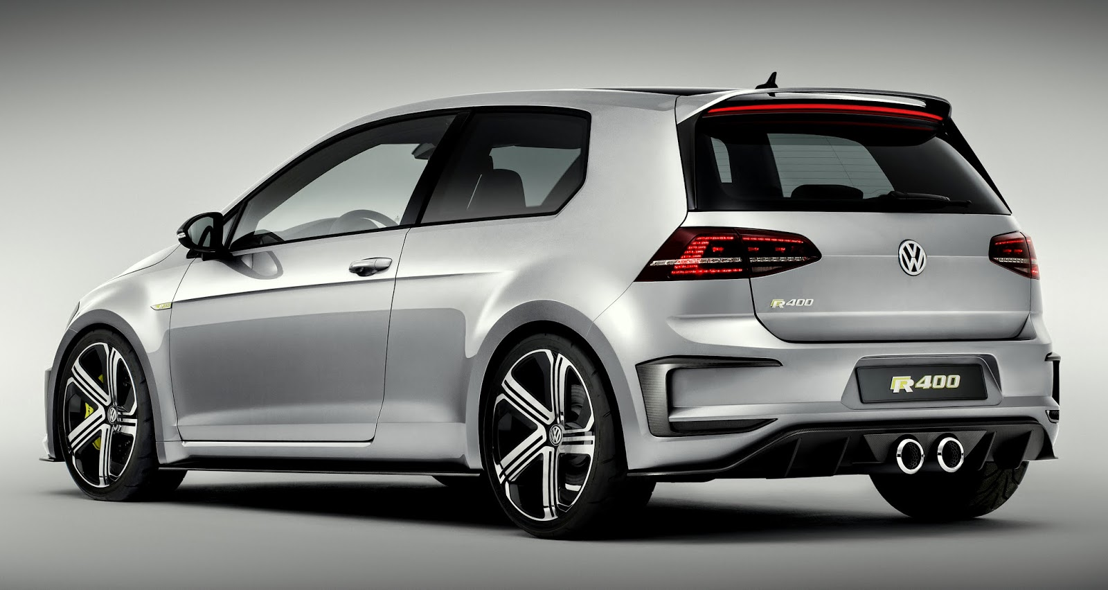 vw unleashes the golf r 400 sports car concept on an unsuspecting hot hatch. Black Bedroom Furniture Sets. Home Design Ideas