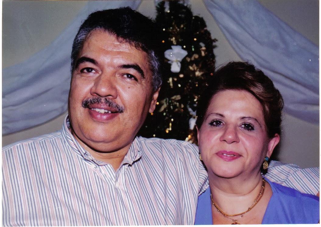 Casal Homenageado no 6º Seminário da EPB-SP 2007