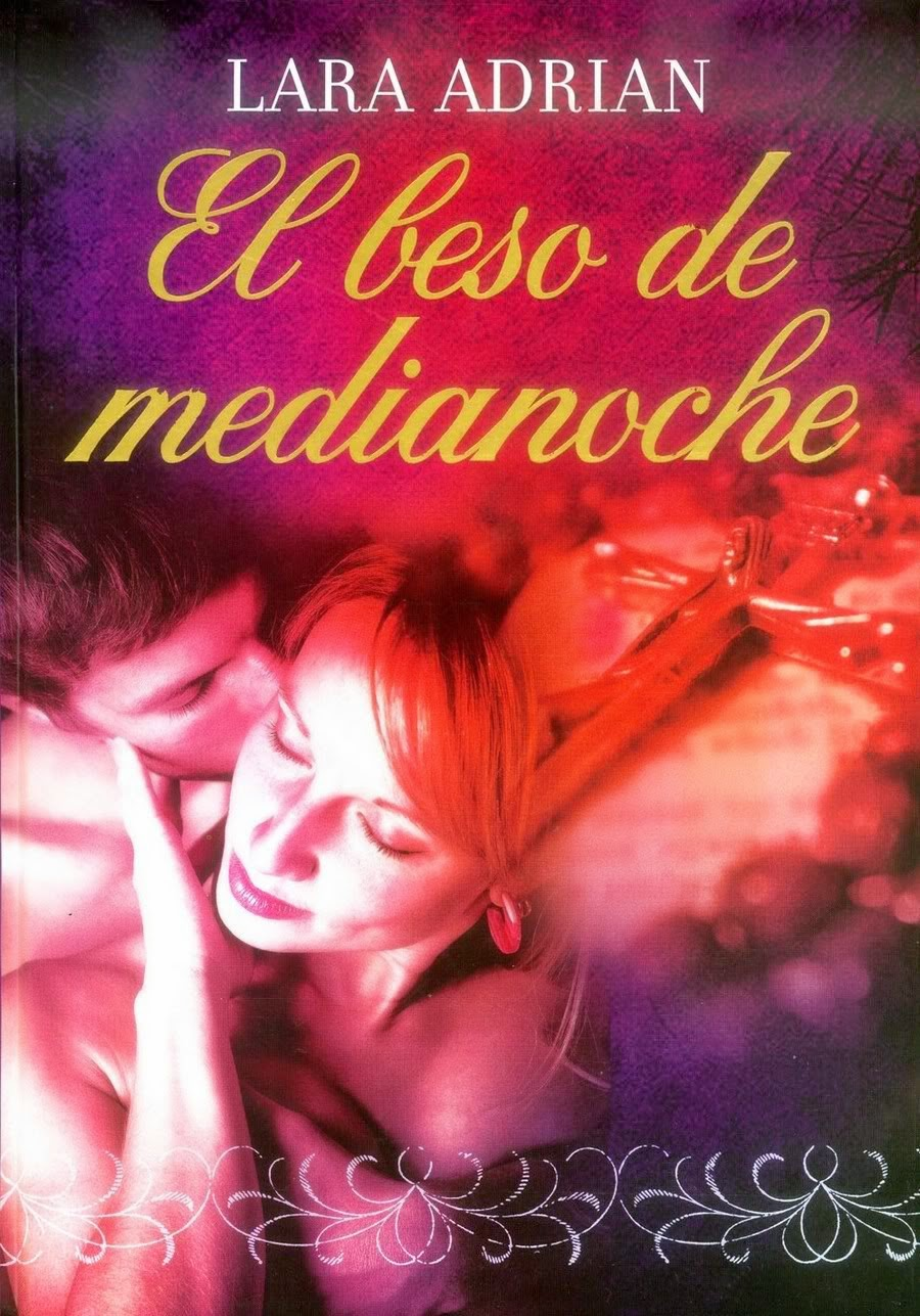 el beso de medianoche lara adrian novela saga razas de la noche