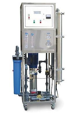 معالجة ١٦٦٥٠ لتر من الماء