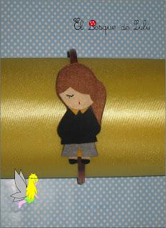 diadema-fieltro-uniforme-muñeca
