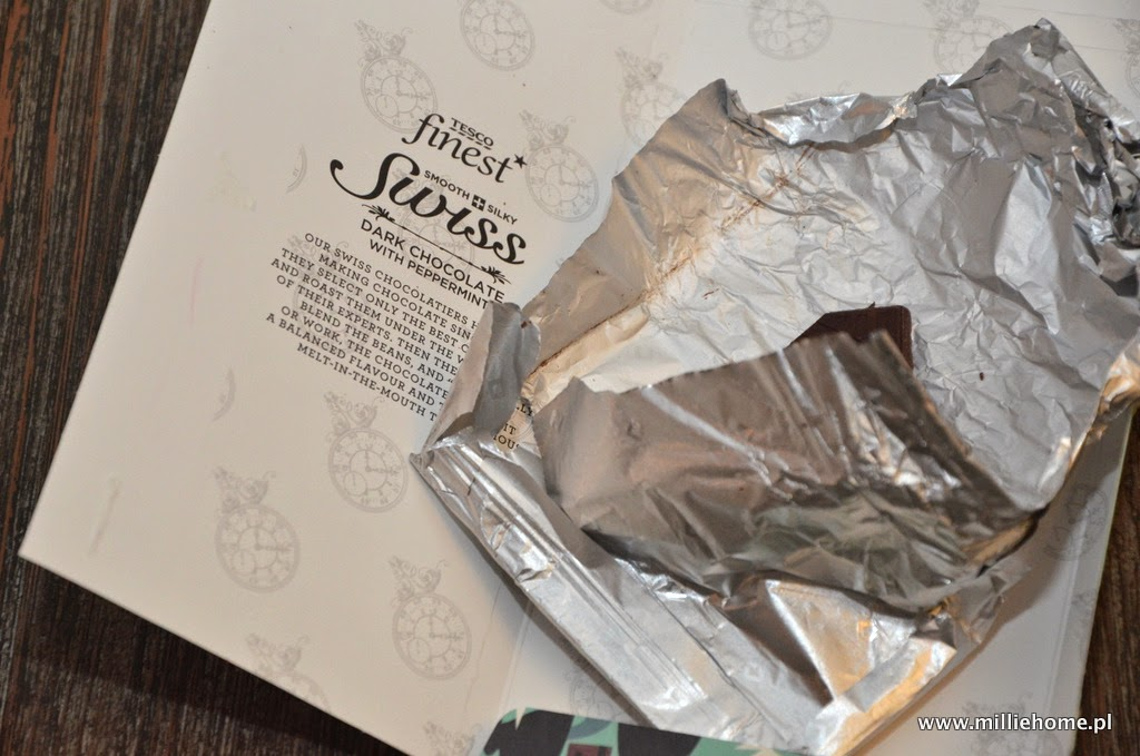 MINT CHOCOLATE