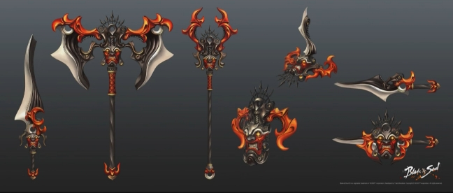 Weapon - Blade and Soul