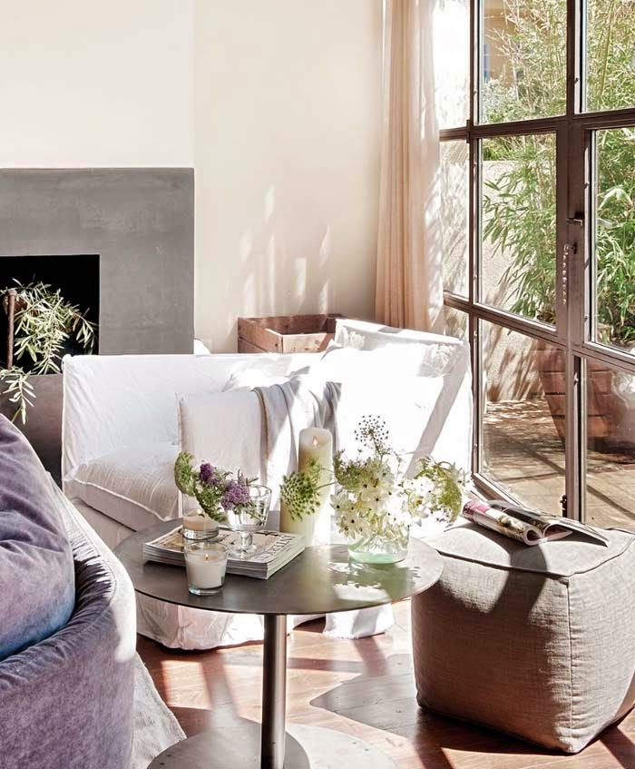 Decordemon Industrial Style Flat In A Victorian Terrace: Decordemon: A Former Warehouse Turned Into A Stylish House