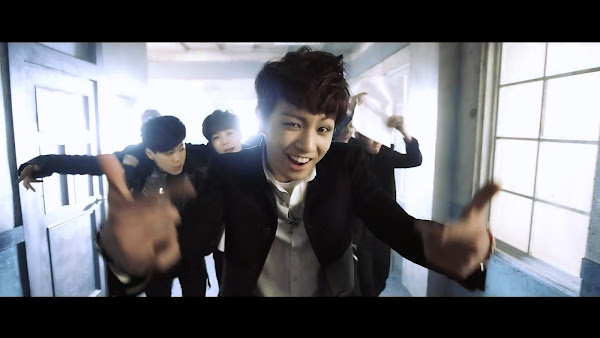 BTS Jungkook Boy In Luv