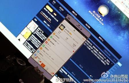 Inikah wujud asli Xiaomi Mi5?