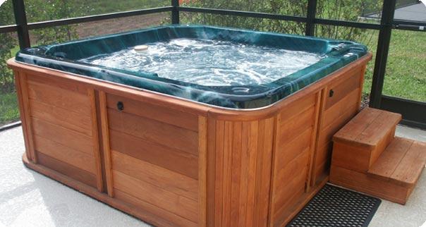 hot tub spas: