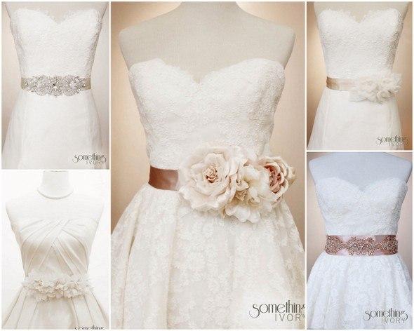 Свадебный пояс своими руками