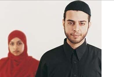 قصة شاب مسلم مع فتاة أمريكية في الولايات المتحدة.