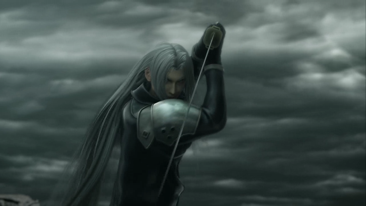 Sephiroth  DEATH BATTLE Wiki  FANDOM powered by Wikia
