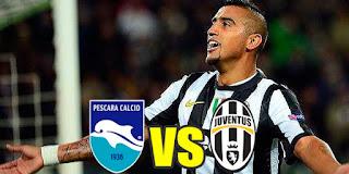 Pescara vs Juventus: Juventus rotasikan pemain.