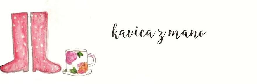 kavica z mano