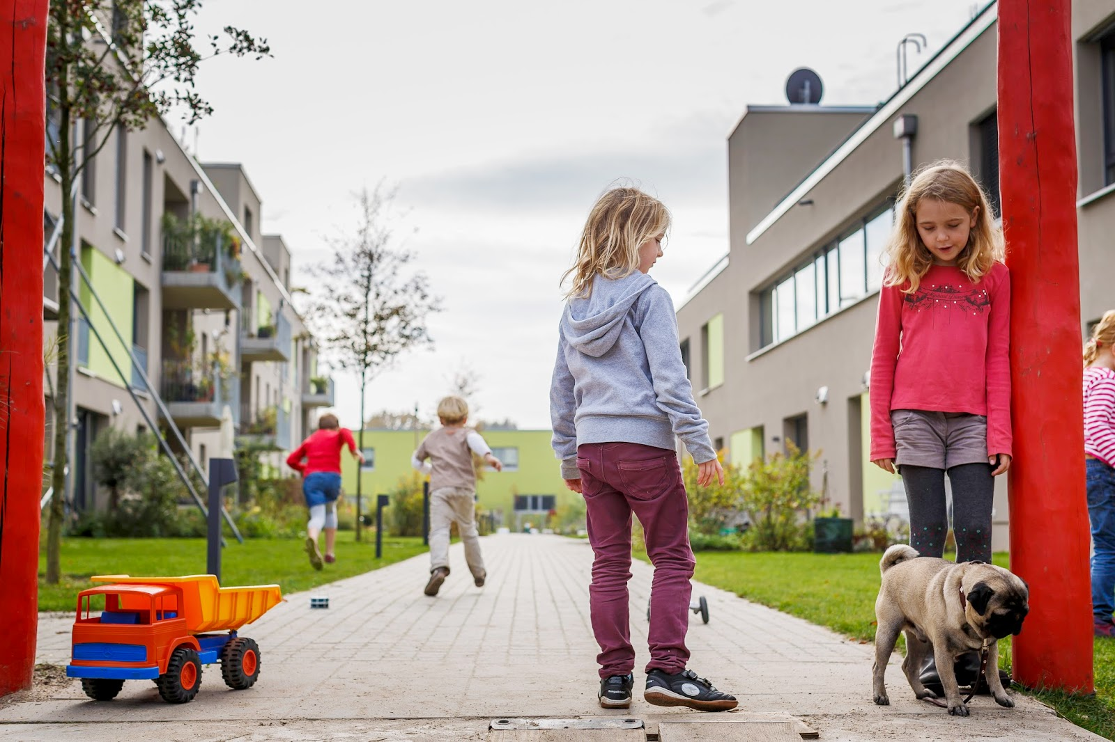 bea kallen d sseldorf verein wohnen mit kindern verwirklicht drittes bauprojekt in d sseldorf. Black Bedroom Furniture Sets. Home Design Ideas